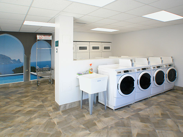 Laundry Facility Alternate View